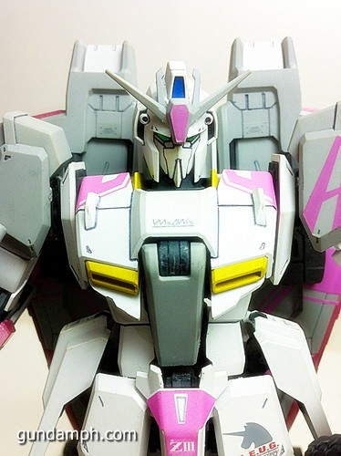 MG Zeta Karaba White Unicorn Painted Build (6)