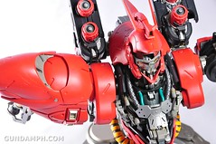 Formania Sazabi Bust Display Figure Unboxing Review Photos (118)