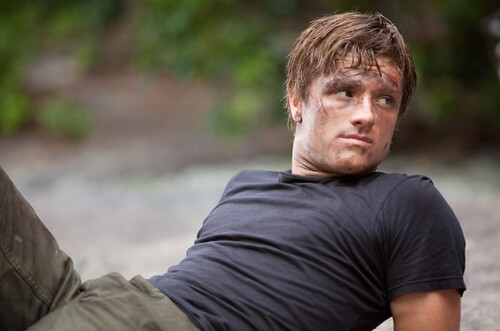 The Hunger Games - Josh Hutcherson