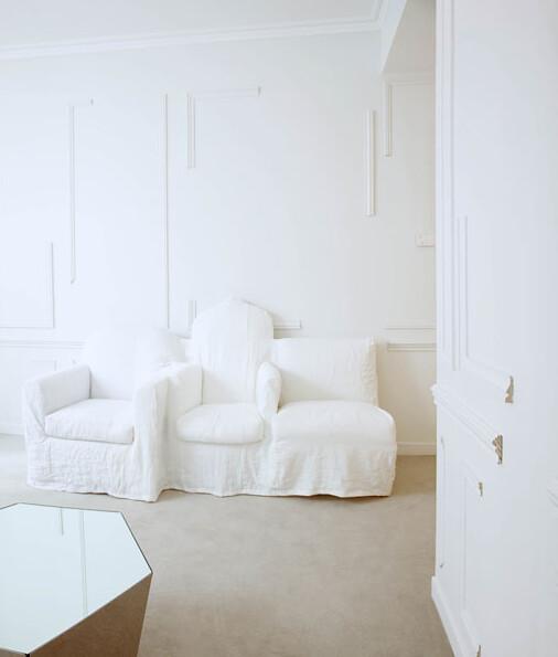 Margiela suites