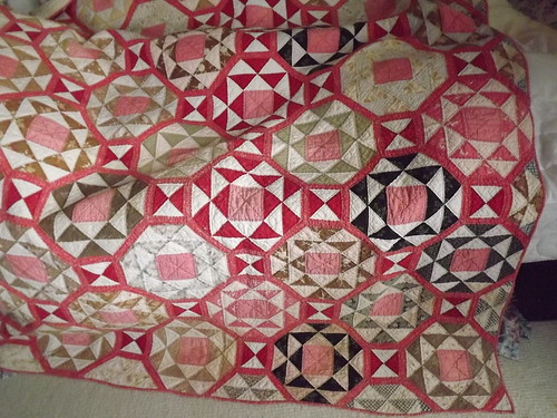 100 Year Old Quilt