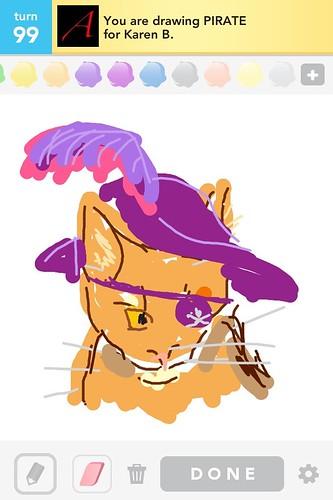 Pirate - Draw Something