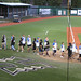 Teams and fans shared in good-natured rivalry for a good cause in the UH AUW Softball Tourment at Les Murakami Stadium on Sept. 30, 2011-- tournament entry fees went to support community programs