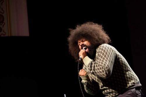Reggie Watts - PopTech 2011 - Camden Maine USA