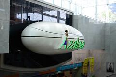 Azalea Space Capsule Closed