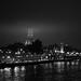 Tour Eiffel Nuageuse