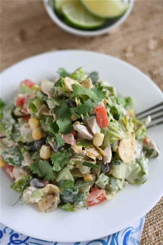Southwest Chicken Chop Salad Final 2