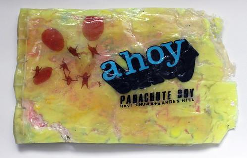 Ravi Shukla & S. Arden Hill - ahoy parachute boy 1