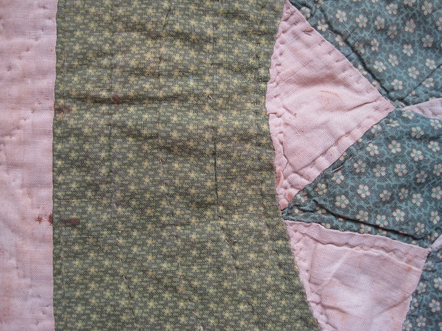detail front fabric  help wanted :date  and name