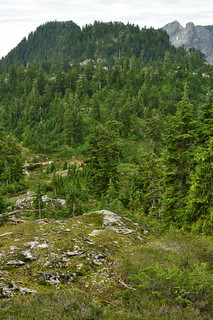 Goat Ridge, 24 Sep 2011