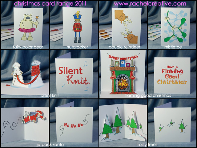 christmas card range 2011
