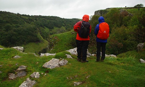 20110918-13_Midland Hill Walkers above Cheddar Gorge by gary.hadden