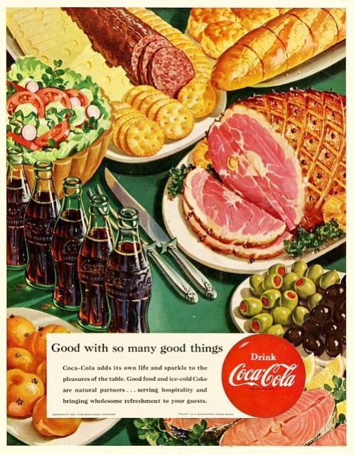 Ham & Coke