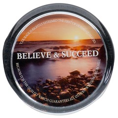 Believe and Succeed Positive Outlook Paperweight by Successories Motivational Posters