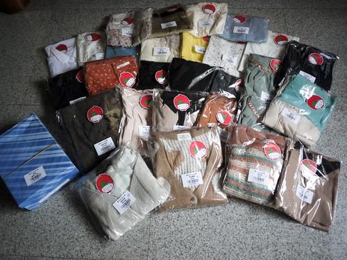 spree items
