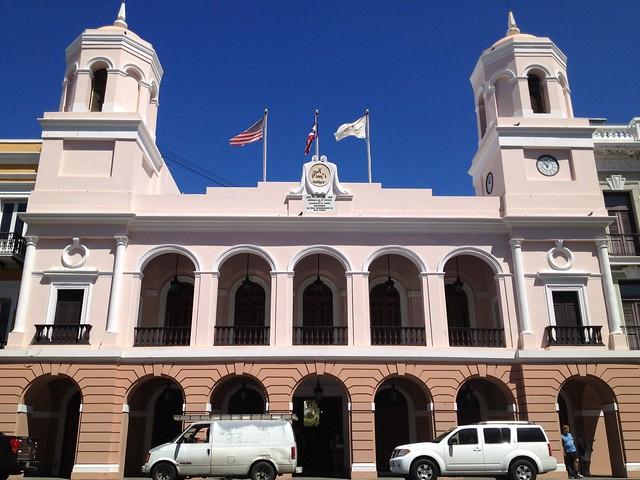 City Hall, Old San Juan