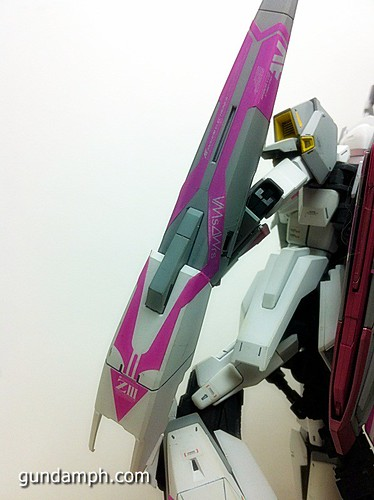 MG Zeta Karaba White Unicorn Painted Build (15)
