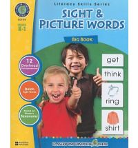 Vocab - sight and picture words