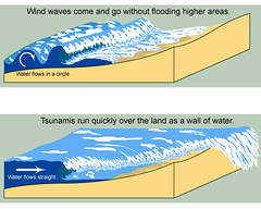 Tsunami Diagram