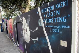 Miami - Wynwood: Web Hosting by Intersni Kazki x Liqen