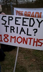 Speedy Trial? 18 months to see a courtroom?