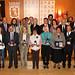 La Comunidad recibe el premio de Bomberos Unid...