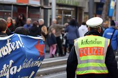 Antifaschistische Demonstration am 26.11.2011 ...
