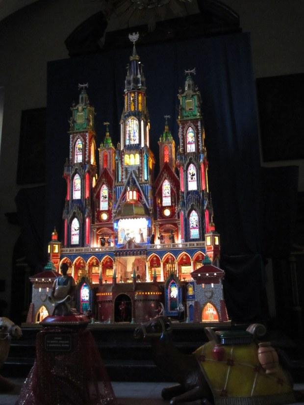 Szopka Krakowska, St. Francis' Basilica, by american_rugbier, on Flickr