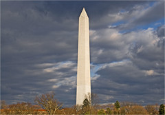 Washington Monument (DC) -- December 31, 2011