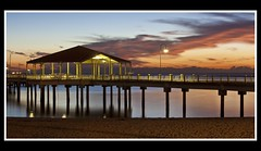 Dawn over Redcliffe Jetty-01=