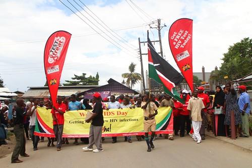 Mombasa WAD procession (2)
