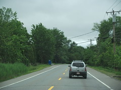 On the Road in Massachusetts