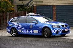 Queensland Police Service Traffic Branch Commo...