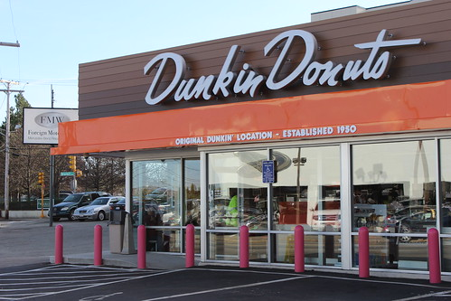 The Original Dunkin Donuts Store