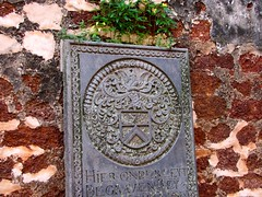 Memorial, St Paul's Church