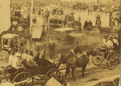 (animated stereo) Bismarck, Dakota Territory (...