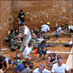 Atapuerca, searching for Homo antecessor...