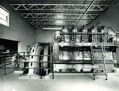 50 Diesel Engine 1930s