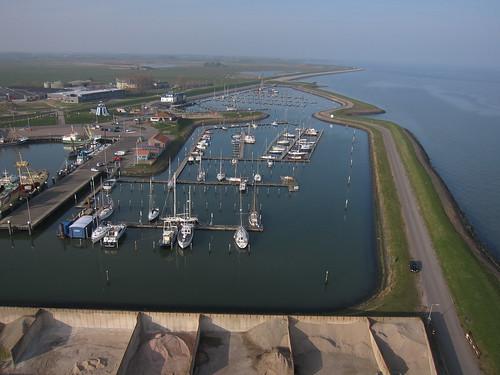Oudeschild haven