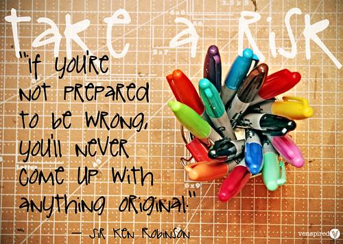 Take a Risk by Krissy.Venosdale, on Flickr