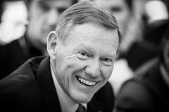Ford Motor Company CEO Alan Mulally -- Detroit, MI
