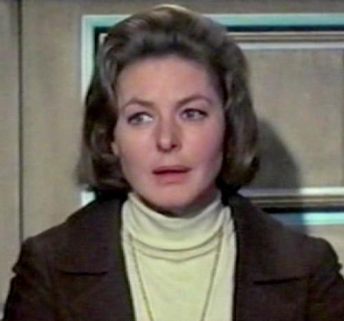 Ingrid Bergman - as 'Stephanie' in the Movie '...