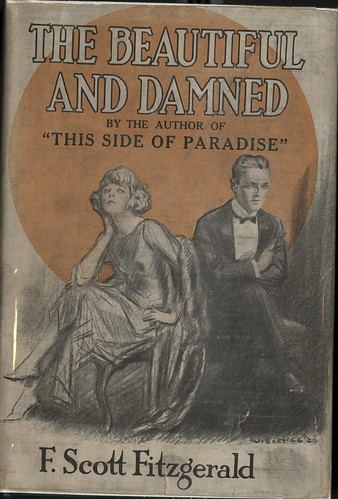 The Beautiful and Damned, F. Scott Fitzg by Hopkins Rare Books, Manuscripts, & Archives, on Flickr