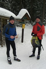 An der Schutzhütte am Rammelsberg