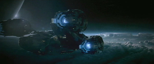Prometheus-Spaceship
