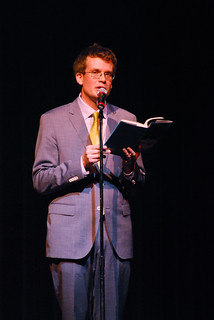 John Green reads The Fault in our Stars