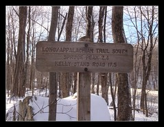 Appalachian Trail w/Snow