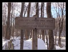 Appalachian Trail w/Snow