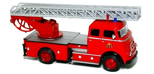 Yatming DAF 1600 pompieri