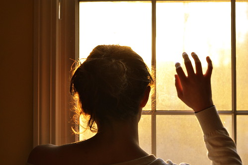 300 days (*amanda lynn) light orange sun window sunshine yellow self nikon pretty